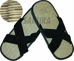 Martial Arts Clothing Shoes Zori Crossed Top