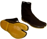 Martial Arts Clothing Shoes Split Toe Ninja Jika Tabi Split Toe Shoes Boots Short