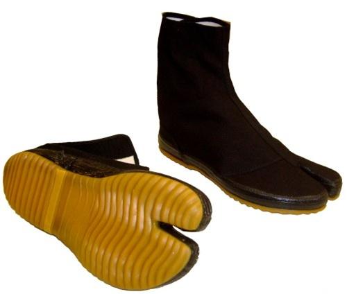 Split Toe Tabi Shoes