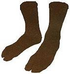 Martial Arts Clothing Socks Ninja Zori Tabi Socks