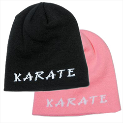Martial Arts Clothing Hat Beanie Karate
