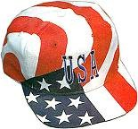 Martial Arts Clothing Hat USA Flag
