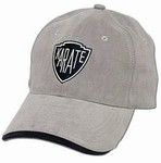 Martial Arts Clothing Hat Cap Karate Shield