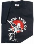 Martial Arts Clothing Shirt T-Shirt Taekwondo