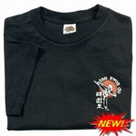 Martial Arts Clothing Shirt T-Shirt TKD Kicker