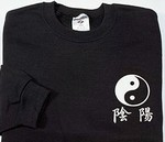 Martial Arts Clothing Shirt Sweatshirt Yinyang