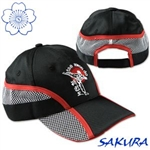 Martial Arts Clothing Hat Cap Taekwondo Vented TKD