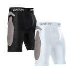 Martial Tactical Padded Compression Shorts