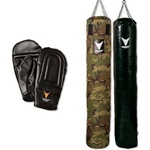 Martial Arts Equipment Thunder Muay Thai Heavy Bag