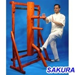 Portable Wing Tsun Wing Chun wooden dummy
