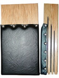 Martial Arts Equipment Makiwara Leather Clapper