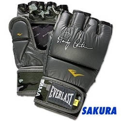 Martial Arts Equipment Everlast Grappling Gloves