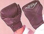 Martial Arts Equipment Bag Gloves Leather