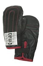 Martial Arts Equipment Leather Bag Gloves