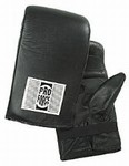 Martial Arts Equipment Padded Bag Gloves
