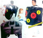 Martial Arts Equipment Super Body Shield