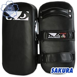 Martial Arts Equipment Thai Leather Striking Shields Sold As A Pair