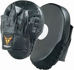 Martial Arts Equipment Curved Striking Focus Mitt