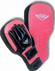 Martial Arts Equipment Extended Focus Mitt