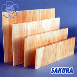 Martial Arts Equipment Economy Real Pine Wood Breaking Boards For Tameshiwari