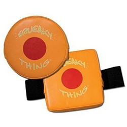 Martial Arts Equipment Punching Hand Target Squeak