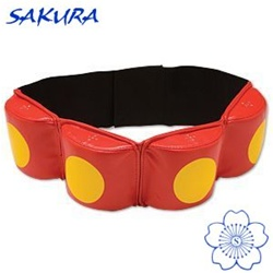 Martial Arts Equipment Head Belt Target Squeak
