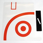 Martial Arts Equipment Target Film Kit