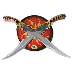 Martial Arts Medieval Elf Warrior Set
