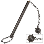 Martial Arts Weapons Medieval two handed spiked Mace club