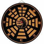 Martial Arts Novelties Dragon Target Board