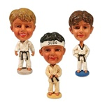 Martial Arts Novelties Bobble Head