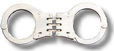 Martial Arts Novelties Security Hinged Handcuffs