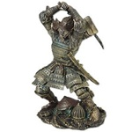 Martial Arts Novelties Figurine Samurai Warrior 2