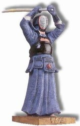 Martial Arts Novelties Figurine Kendo