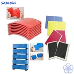 Martial Arts Supplies Package Breaking Rebreakable Boards Bricks and Tiles