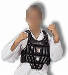 Martial Arts Protect Gear Sport Vest