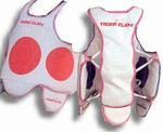 Martial Arts Protect Gear Pro Chest Vest