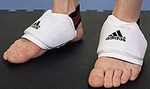 Martial Arts Protect Gear Adidas Instep Guard