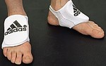 Martial Arts Protect Gear Instep Guard Adidas