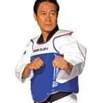 Martial Arts Protect Gear Vest Reversible Vinyl