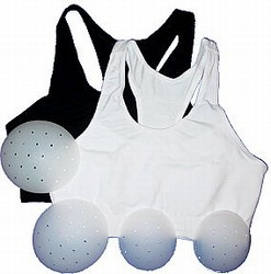 Martial Arts Protect Gear Turtle Shell Sports Bra