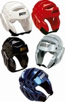 Martial Arts Protect Gear Lightning Head Guard