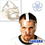 Martial Arts Protect Gear WKF Face Mask Shield
