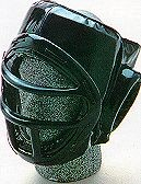 Martial Arts Protect Gear Padded Headgear Mask