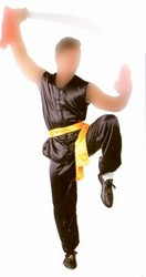 Martial Arts Uniforms Sleeveless Kung Fu