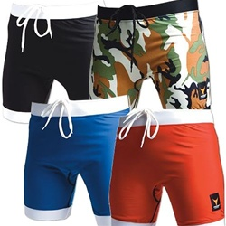 Martial Arts Uniform Combat Shorts