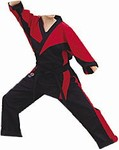Martial Arts Uniform Demo Team Karate Set