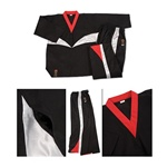 Martial Arts Uniform Demo Team Karate Uniform Gladiator