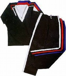 Martial Arts Uniform Taekwondo Team