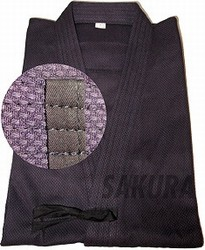 Martial Arts Uniform Kendo Keikogi Indigo Top